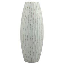 Latitudes Weathered Wood Vase