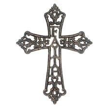 Accents of Faith Cross Wall Decor