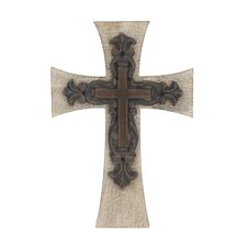 Stonebriar Cross Wall Decor