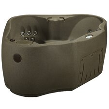 AR-300 2 Person 14 SS Jet Plug-N-Play Spa with LED Waterfall