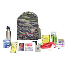 Emergency 1 Person Outdoor Survival Kit