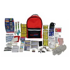 2 Person 3 Day Deluxe Emergency Backpack