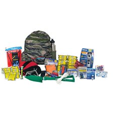 Emergency Deluxe 4 Person Outdoor Survival Kit