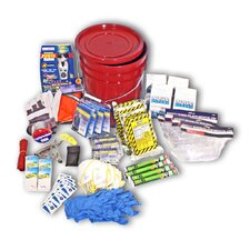 4 Person 3 Day Deluxe Emergency Kit in a Bucket