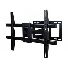 "Full Motion Extending Arm/Swivel/Tilt Universal Wall Mount for 60"" Screens"