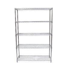 "EcoStorage 5 Shelf 48"" H 5 Shelf Shelving Rack"