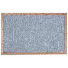 Designer Fabric Wall Mounted Bulletin Board