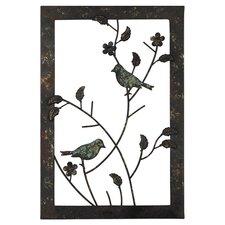 Gerahmter Grafikdruck Bonita Birds