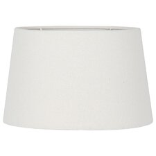 35.6cm Calico Drum Lamp Shade