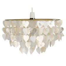 35cm Heart Novelty Pendant Shade