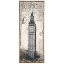 London Grafikdruck