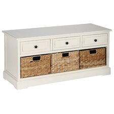 6 Drawer Storage Bench