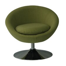 Astro Disc Base Barrel Chair