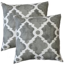 Premiere Home Madrid Summerland Throw Pillow (Set of 2)