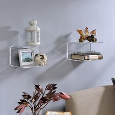 Pure Décor Wall Shelf (Set of 2)