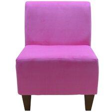Penelope Armless Slipper Chair