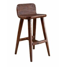 "Hand Hewn 30"" Bar Stool"