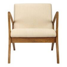 Soren Ventura Lounge Chair Teak