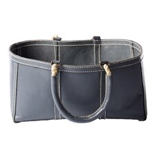 Adirondack Leather Log Bag