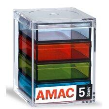 Chroma 760 5 Piece Container Assortment