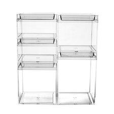 10-Piece Food Storage Container Set