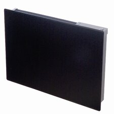 1,500 Watt Wall Mounted Electric Convection Panel Heater