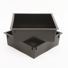 Nature's Footprint Worm Bin Spare Trays (Set of 2)
