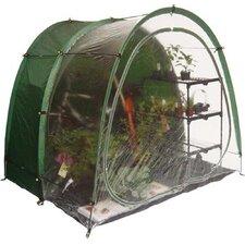 2 x 0.8 Mini Greenhouse (Set of 2)