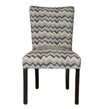 Denton Cotton Parson Chair (Set of 2)