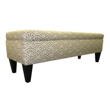 BrookeTwo Seat Bench with Storage
