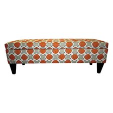 Brooke Upholstered Storage Bench