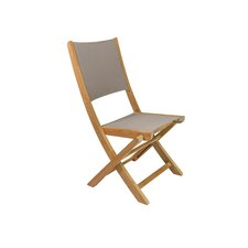 Stella Folding Dining Side Chair (Set of 2)