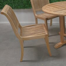 R Stacking Dining Side Chair