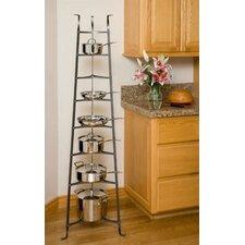 Premier 8-Tier Cookware Standing Pot Rack