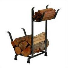 Country Home Steel Log Rack