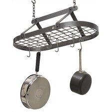 Decor Oval Pot Rack