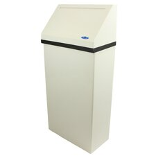 Wall Mounted Waste Receptacle