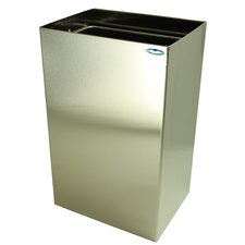 11-Gal Wall Mounted Waste Receptacle