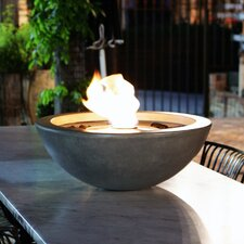 MIX Bowl Bio-Ethanol Tabletop Fireplace