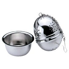 Tea Infuser with Saucer