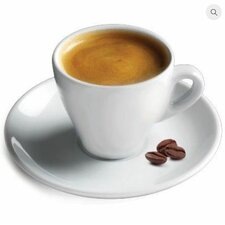 "6"" Porcelain Espresso Cup (Set of 6)"