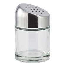 Parmesan 5.12 oz. Cheese and Chili Shaker (Set of 5)