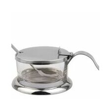 Cuisinox Sugar/Cheese Dispenser with Spoon (Set of 2)