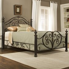 Grand Isle Panel Bed