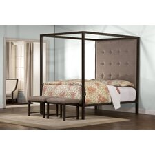 King's Way Canopy Bed