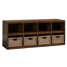 Tuscan Retreat® Storage Cube with Baskets