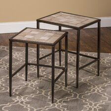 Chancey 2 Piece Nesting Tables