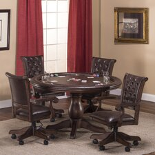 """54"""" Chiswick 5 Piece Game Table Set"""