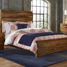 Madera Panel 4 Piece Bedroom Set