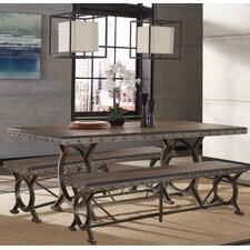Paddock 3 Piece Dining Set
